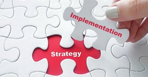 Thực hiện chiến lược (Strategy implementation)