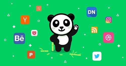 ứng dụng Panda Focus Mode