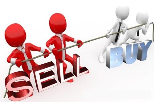 Phương thức mua bán trực tiếp