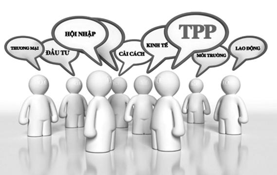 VN tham gia vào TPP, AEC, ...