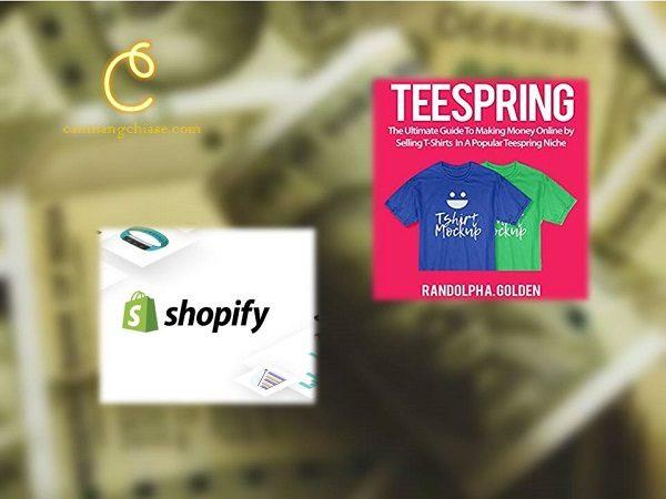 Kiếm tiền online bằng việc bán áo trên nền tảng uy tín