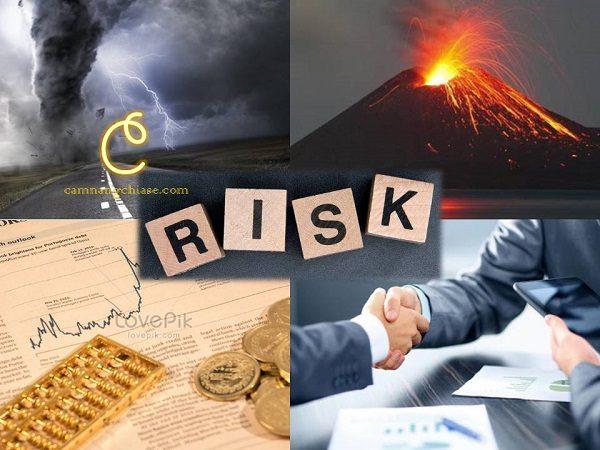 Phân loại rủi ro theo phương pháp quản trị rủi ro truyền thống