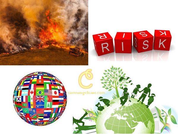 Phân loại rủi ro theo nguồn gốc rủi ro