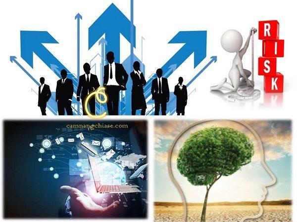 Rủi ro về công nghệ - hoạt động tổ chức - nhận thức con người